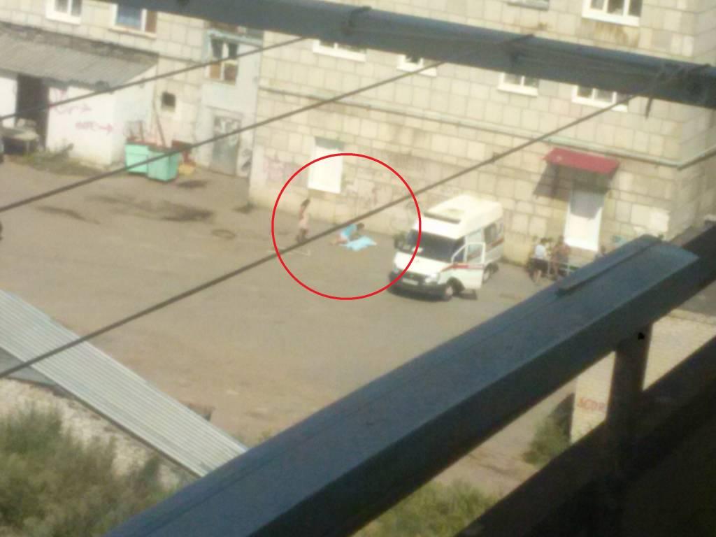 В Прикамье мальчик разбился насмерть, выпав с 7 этажа