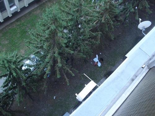Трагедия на Революционной: ребенок выпал из окна 11 этажа